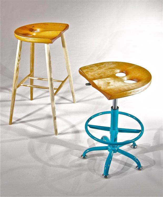 diy bar stools plans
