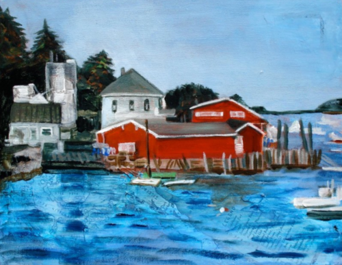 "©Katy Allgeyer ""Old Fish Factory"""