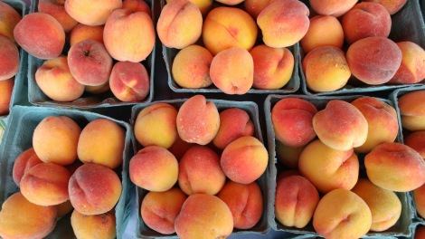 peach bunch